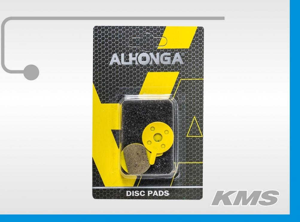 Колодка для диска HJ-DS30 Promax 400/601 3122612-9, код 6129
