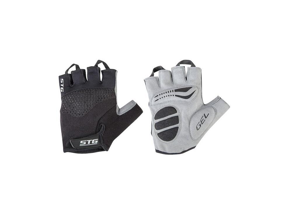 Перчатки велосипедные STG X81534 с вентиляцией