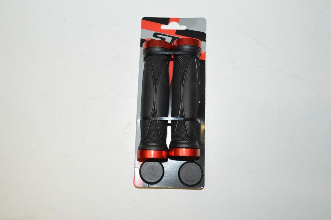 Ручка руля резиновая STG HL-G202, код 68693