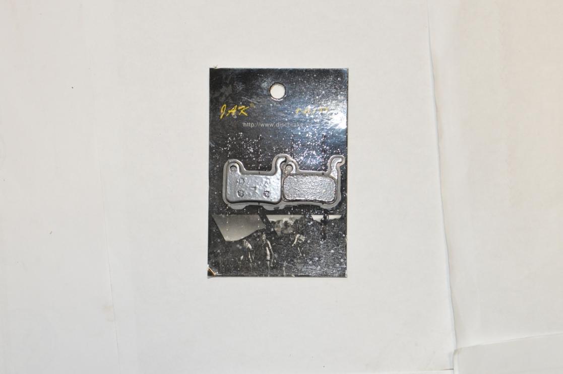 Колодка для диска YK-05 (Deore) на блистере, 95333