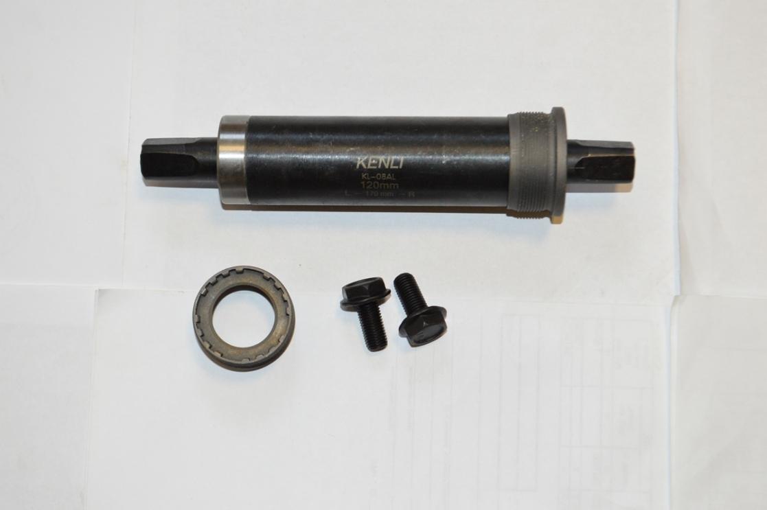 Катридж каретки KENLI 170 мм. FAT-байк 3024203